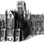 St Paul's Cathedral at the time of Bishop John